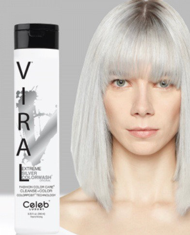 Viral Silver Shampoo
