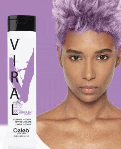 Viral Lavender Shampoo