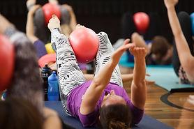 Pilates class Duncraig