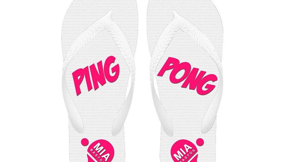 Chinelo Ping Pong