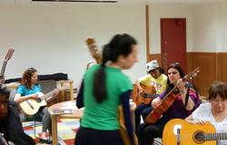 Adult beginner guitar workshop