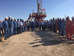 EGPC and GPC visit to SUDR-6