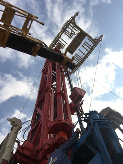 Workover Rig at SUDR-1