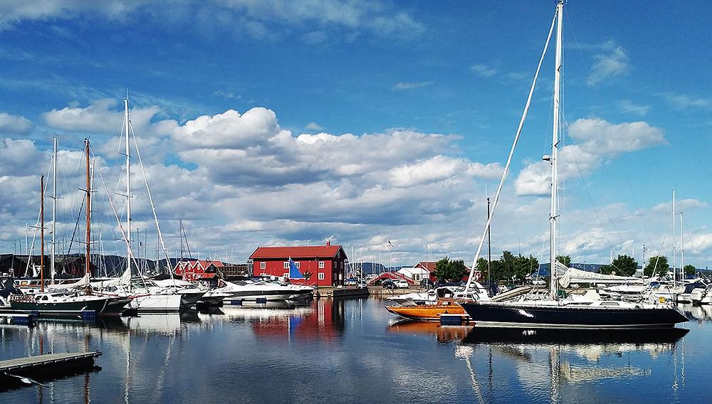 Норвегия. Осло-фьорд