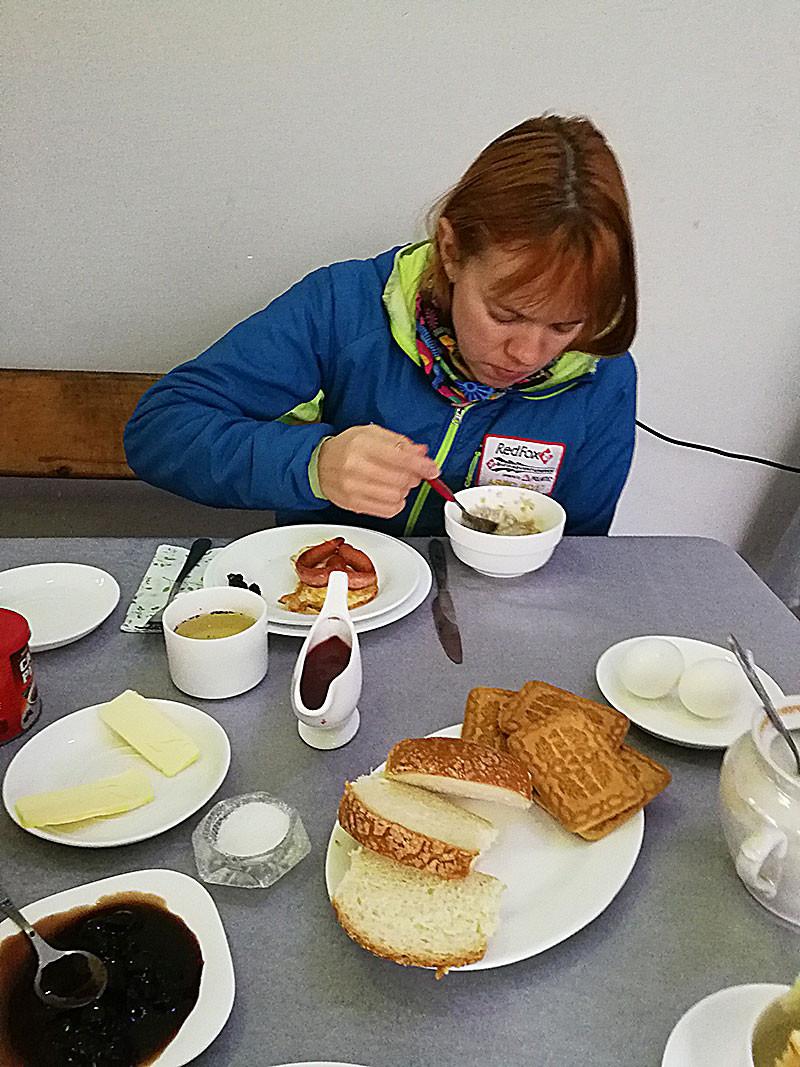 Грузинский завтрак