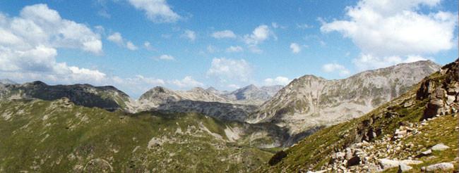 Болгария. Горы Пирин