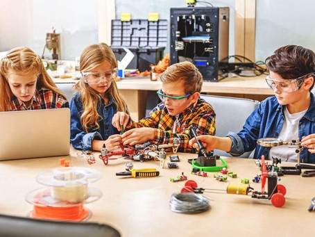 """Los """"espacios maker"""" en la escuela"""