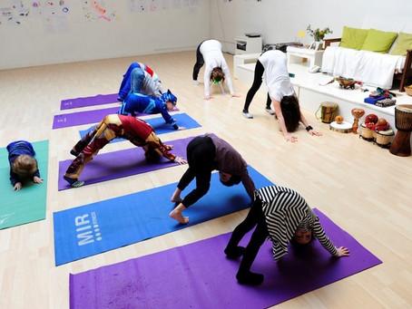 Yoga y meditación, ahora también en las escuelas