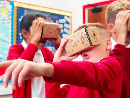 La tecnología inmersiva ¿Escuela 3.0?