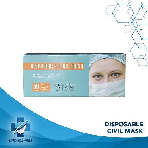 Disposable Civil Mask