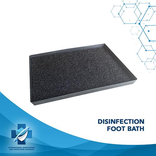 Disinfection Foot Bath   Anti-Bacterial Floor Mat   Shoe-Disinfecting Mat