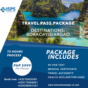 Travel Pass Promo