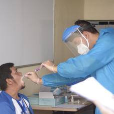 Batangas Testing Operations