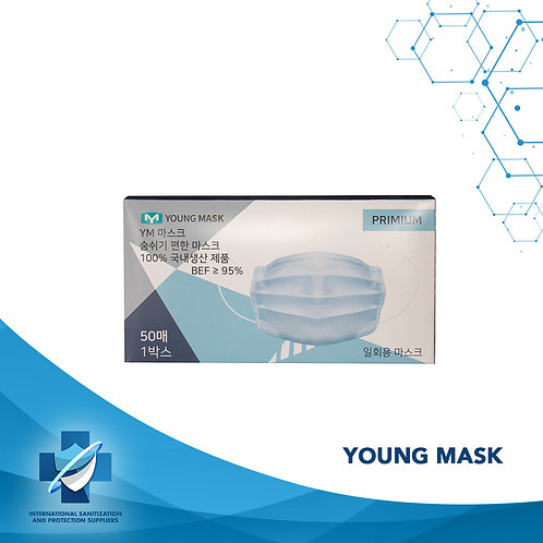Young Mask