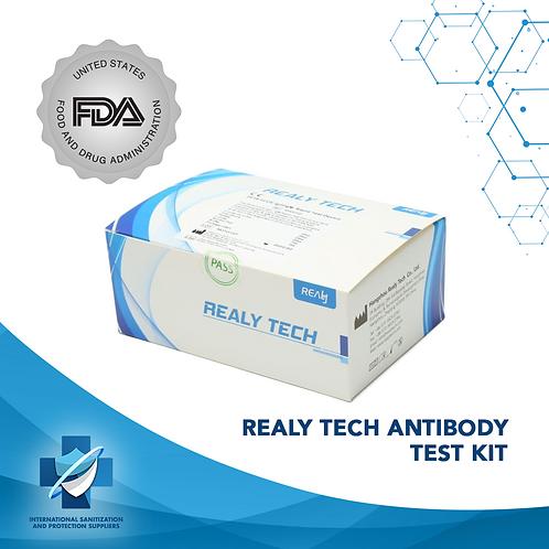 Realy Tech Antibody Test Kit   FDA Approved (25)