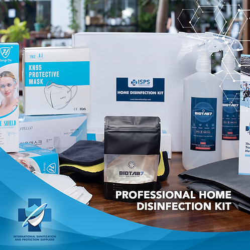 Professional Home Disinfection Kit