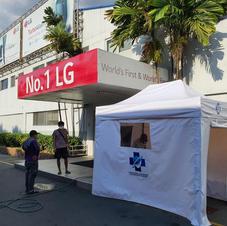 LG Philippines Headquarters