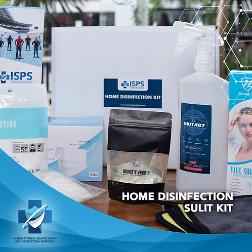 Home Disinfection Sulit Kit