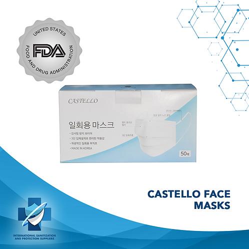 Castello Face Mask