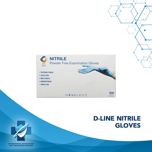 D-Line Nitrile Gloves