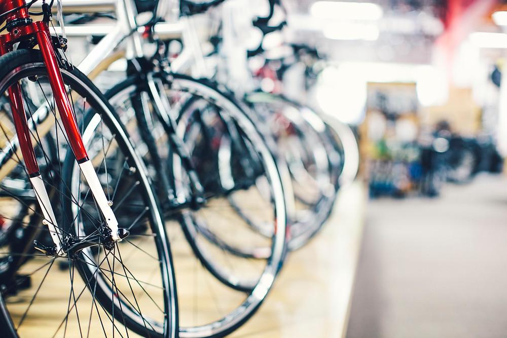Fahrrad sicher machen
