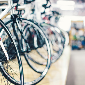 Un local vélo de compet' !