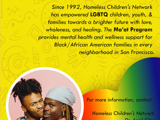 Look out for HCN at Pride