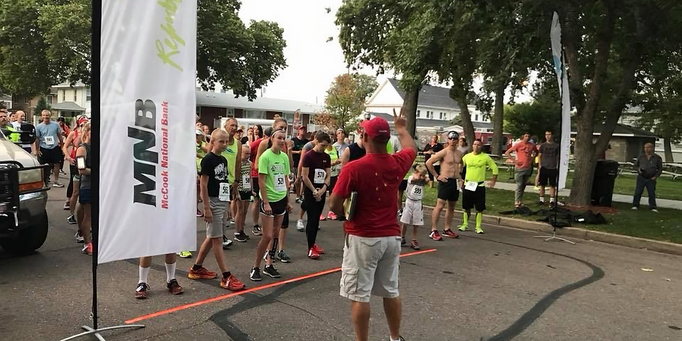 Heritage Days Road Race 5K Sponsored by Anytime Fitness