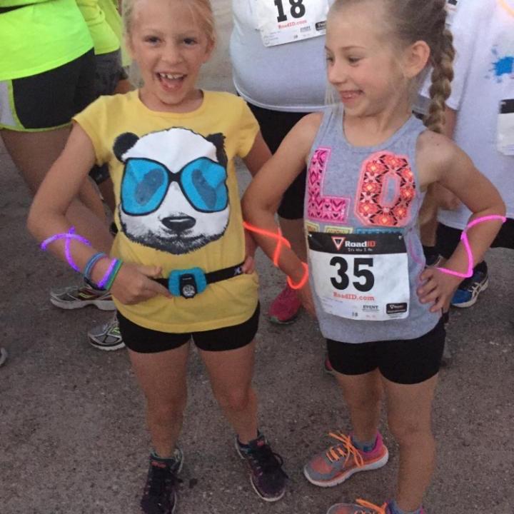 Tri Valley Rehabilitation Glow Run