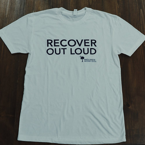 RECOVER OUT LOUD - WHITE