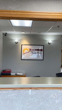 Secretary & Reception Table