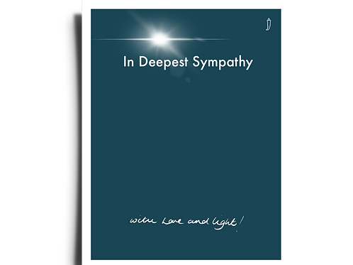 In Deepest Sympathy - 10BR