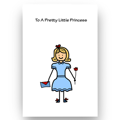 To A Pretty Little Princess