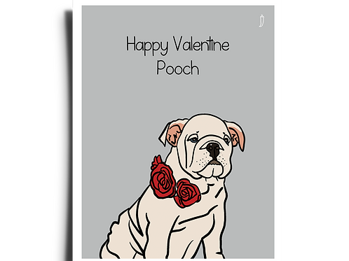 Valentine Pooch - 06PC