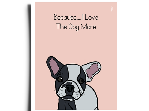 Love The Dog - 10PC