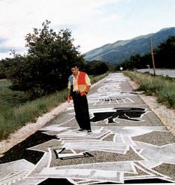 feuilles de routes -nationale 100 va