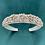 Thumbnail: Silver Diamante Sparkle Head Band