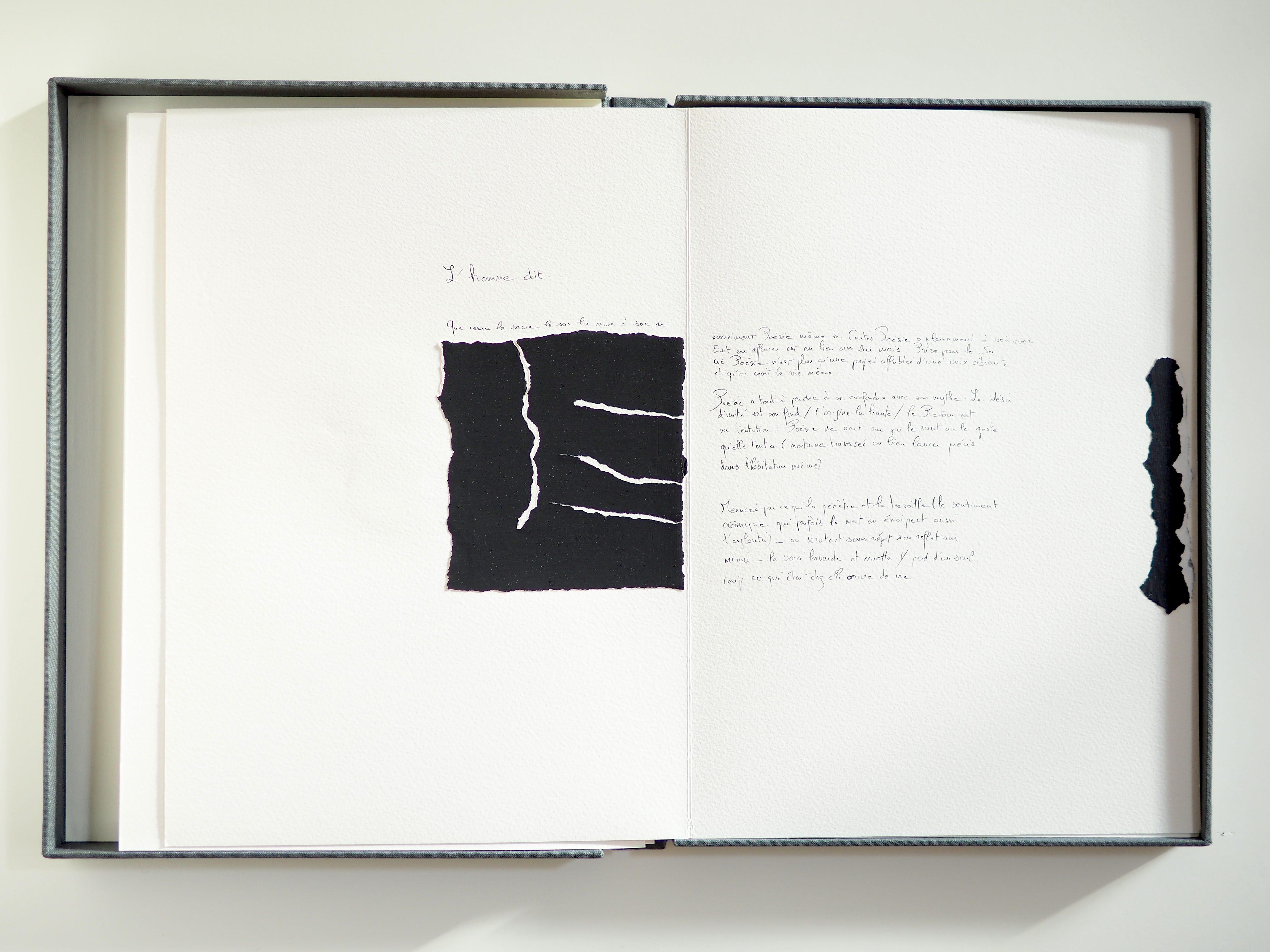 """livre - """"F comme faille"""""""