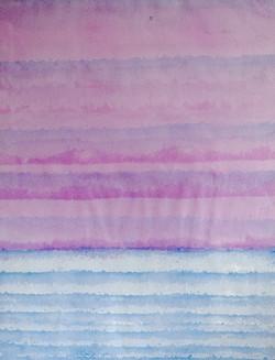 aquarelle 1975 - 50 x 65 cm