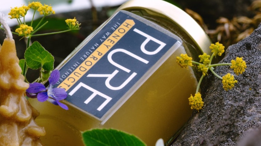 Raw Honey 270g