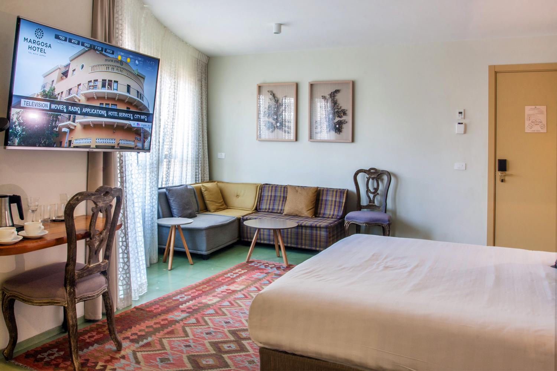 Margosa Hotel Jaffa