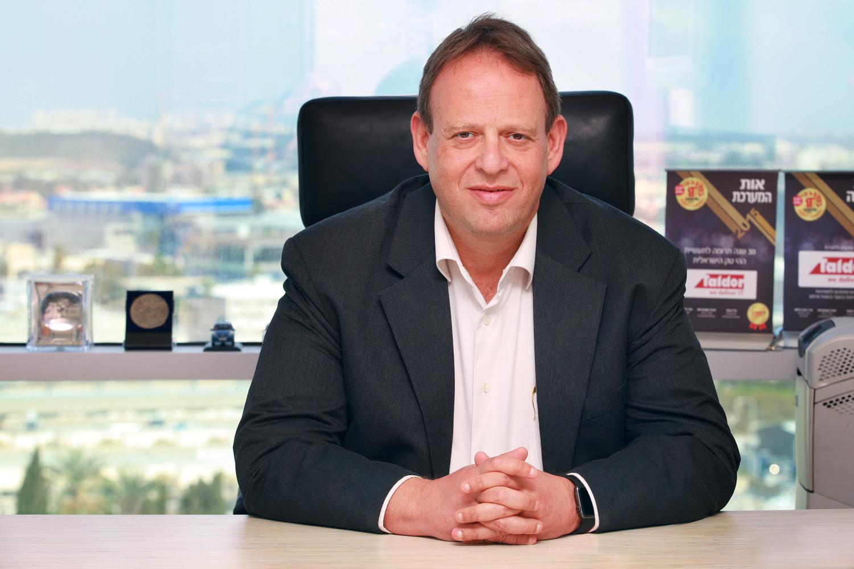 נתי אברהמי מנכ״ל טלדור
