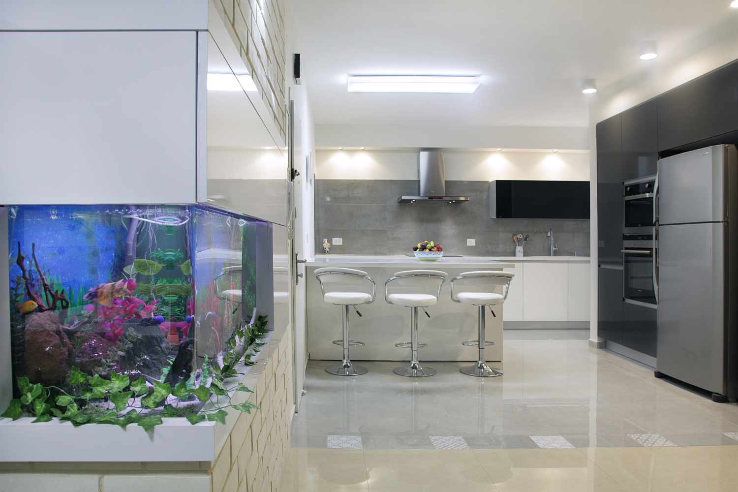 Decor Kitchens by Ilan Groman