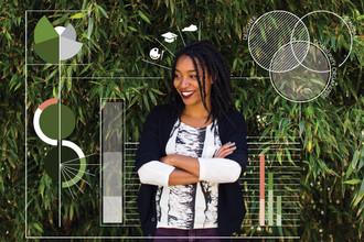 Jessica Bellamy is an Adobe Creative Resident