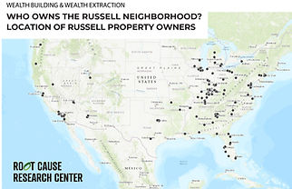RCRC-Russell_Map9-Location of Russell La