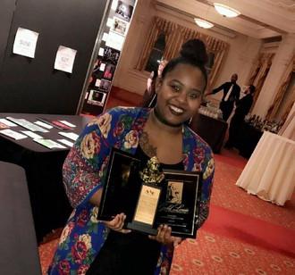 Daphne Walker won 5 Louie Awards