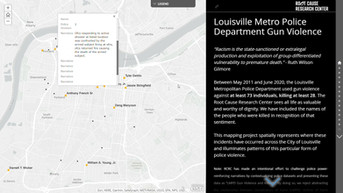 Louisville Metro Police Department Gun V