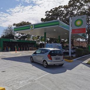 BP Mosman Site Refurbishment