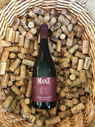 Weingut Manz - Spätburgunder Trocken  - Rheinhessen