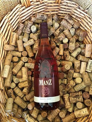 Weingut Manz - Rose Cuvee - 1 ltr  - Rheinhessen